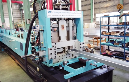 How to Choose a Good C Z Purlin Roll Forming Machine