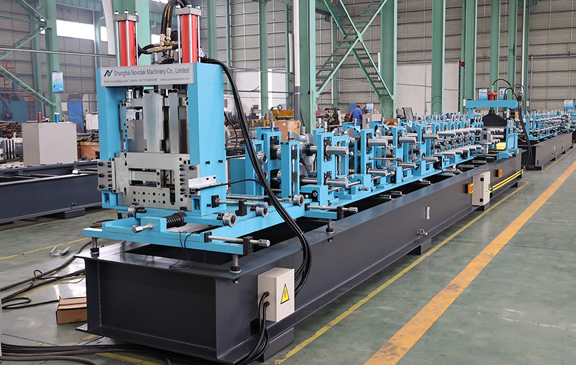 PGC Roll Forming Machine